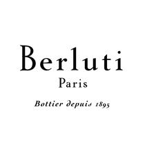 Berluti logo, logotype, emblem