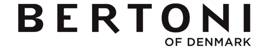 Bertoni logo, logotype, wordmark