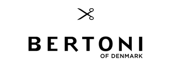 Bertoni of Denmark website logo