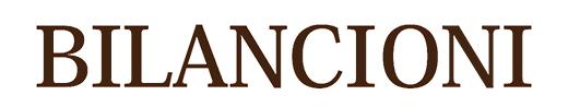 Bilancioni logo, logotype, textmark