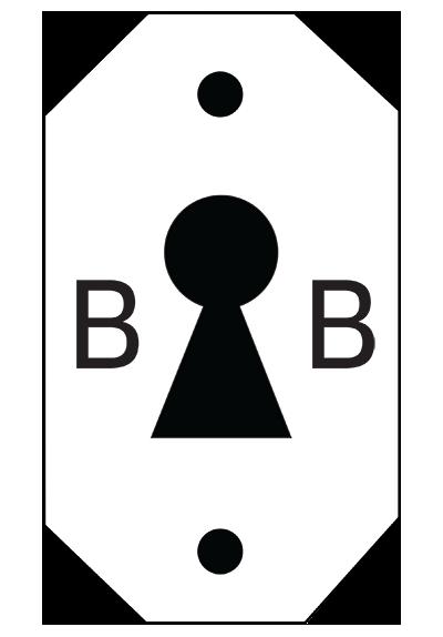 Bruno Bordese logo, emblem