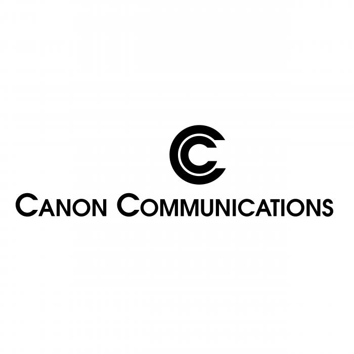 Canon logo communications