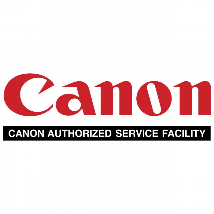 Canon logo service