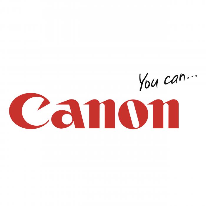 Canon logo you can