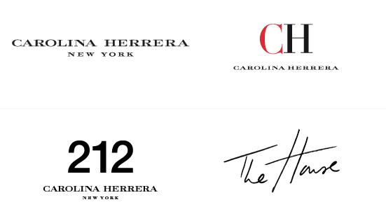 Carolina Herrera logos
