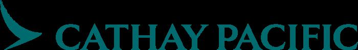 Cathay Pacific logo, logotype, emblem