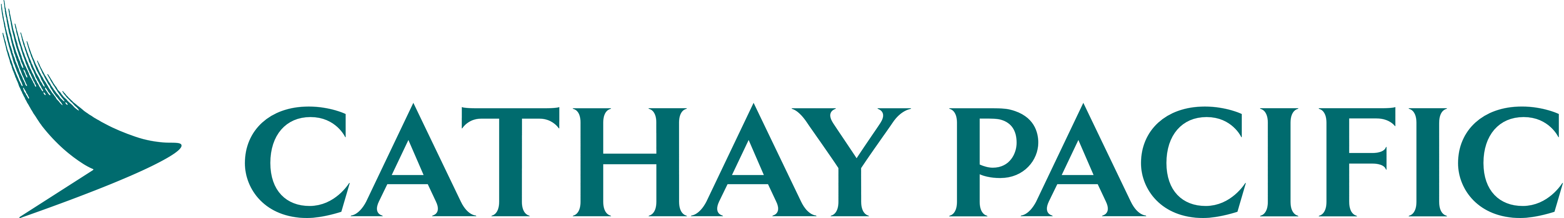 Cathay Pacific – Logos Download