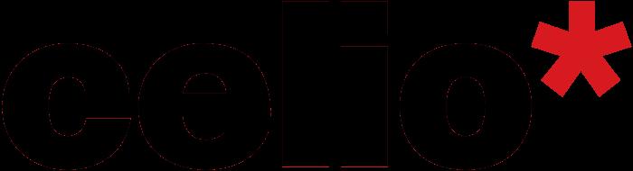 Celio logo, black