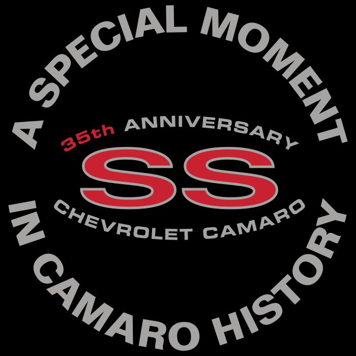 Chevrolet logo camaro