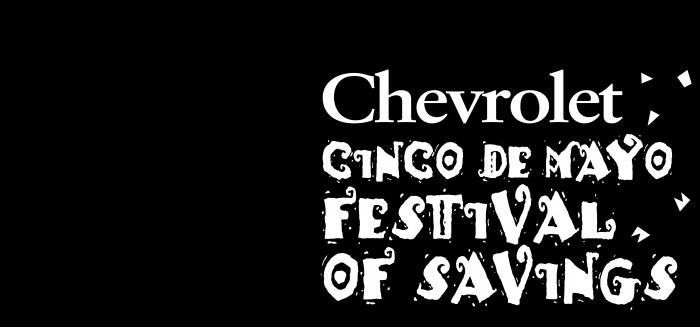 Chevrolet logo festival