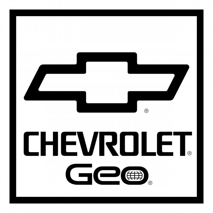 Chevrolet logo geo