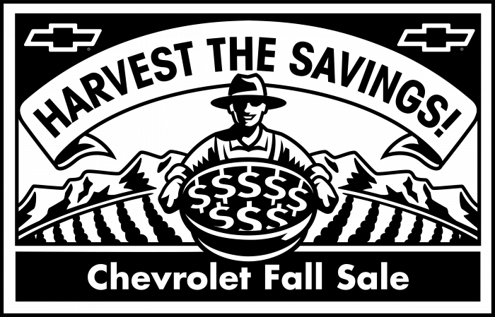Chevrolet logo harvest