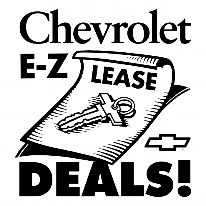 Chevrolet logo lease deals