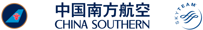 China Southern Airlines logo, emblem, logotype