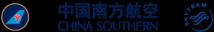 China Southern Airlines logo, emblem, logotype
