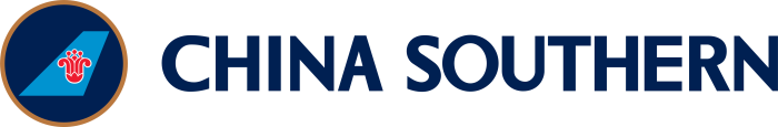 China-Southern Airlines logotype, emblem logo 2