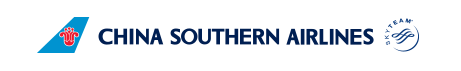 China Southern Airlines logo, english, from website