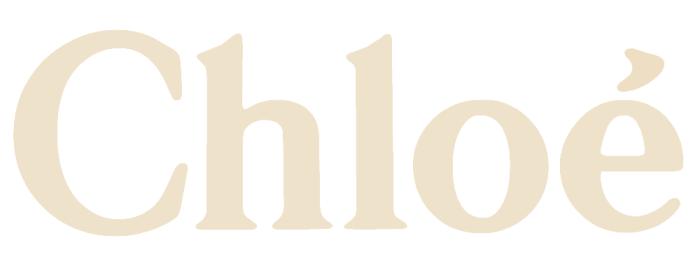 Chloe logo (Chloé) white bg