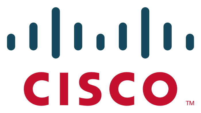 Cisco logo, emblem, logotype