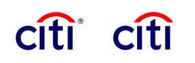 Citi Bank new logotypes