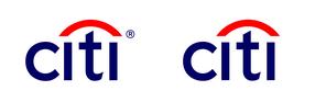 Citi Bank new logotypes