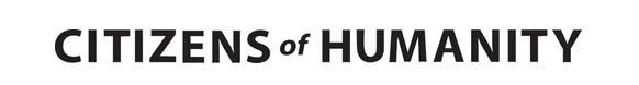 Citizens Of Humanity logo, wordmark