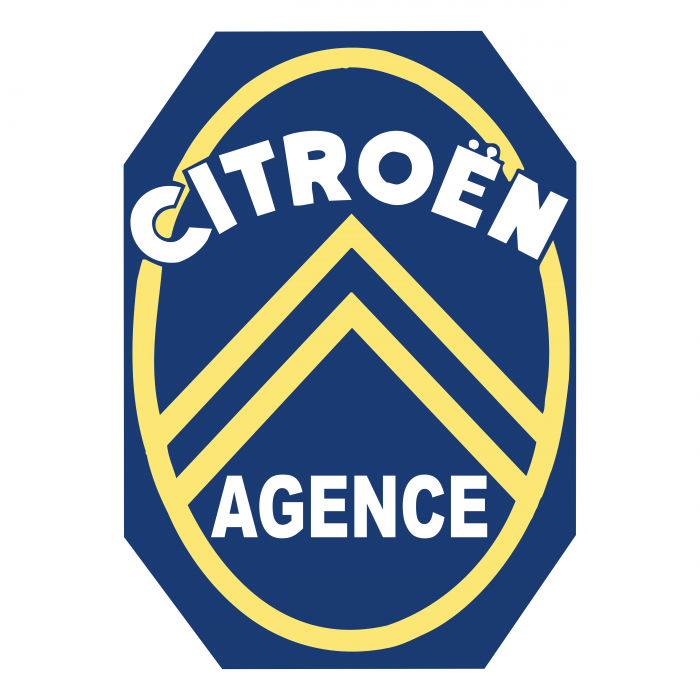 Citroen logo agence