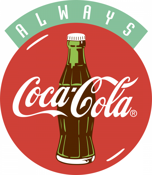 Coca Cola logo always