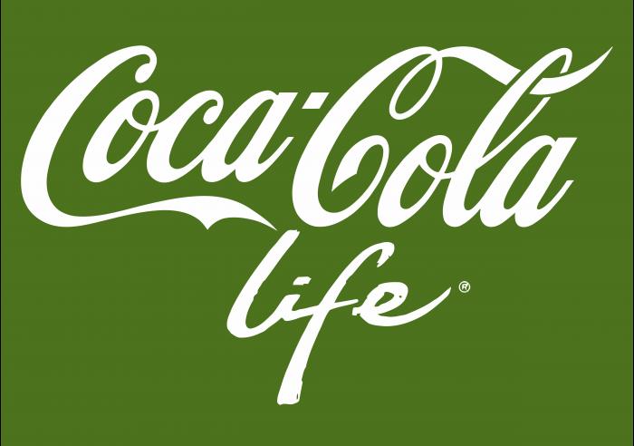 Coca Cola logo life