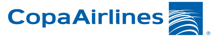Copa Airlines logo, logotype, emblem