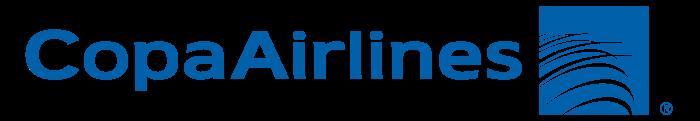 Copa Airlines logo, logotype, emblem