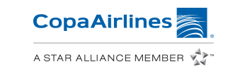 Copa Airlines website logo