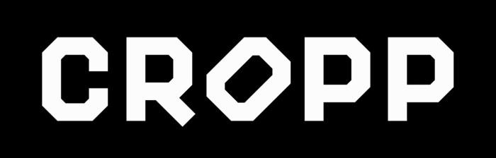 Cropp logo - black