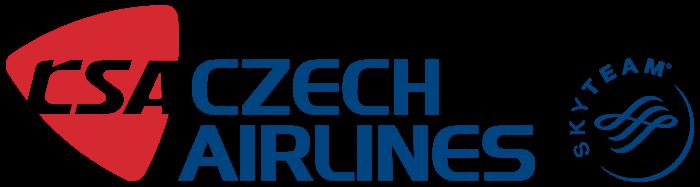 Czech Airlines logo, logotype, emblem