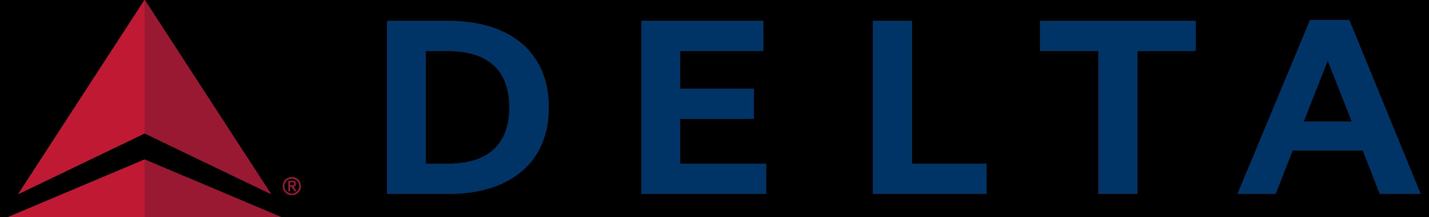 delta air lines � logos download