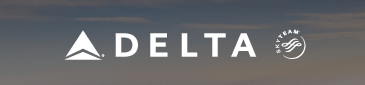 Delta Air Lines - website logo