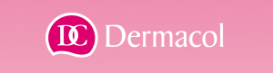Dermacol pink website logotype