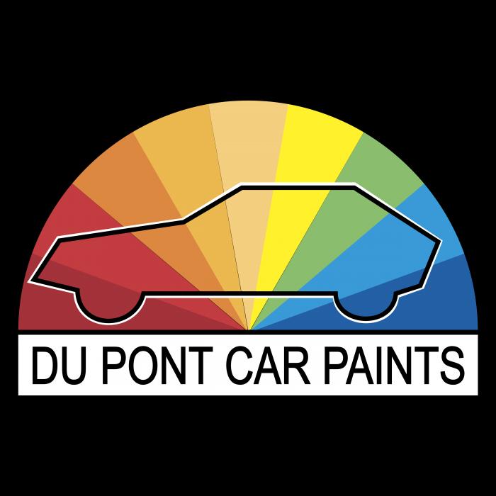 Du Pont logo paints