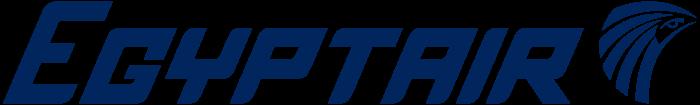 EgyptAir logo, logotype, emblem