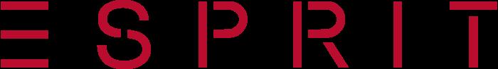 Esprit logo, logotype, emblem, wordmark