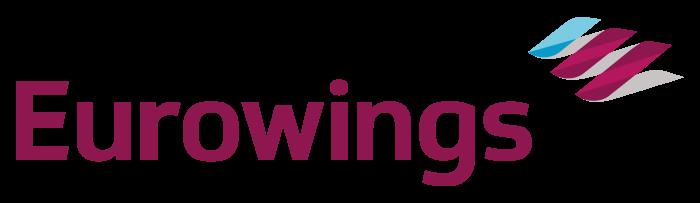 Eurowings logo, logotype, emblem
