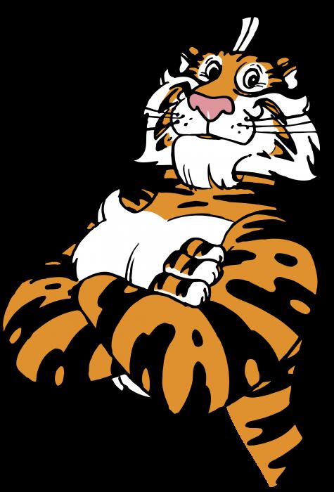 Exxon logo tiger