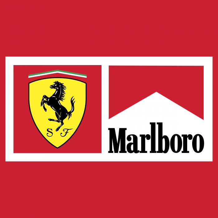Ferrari Marlboro Team logo