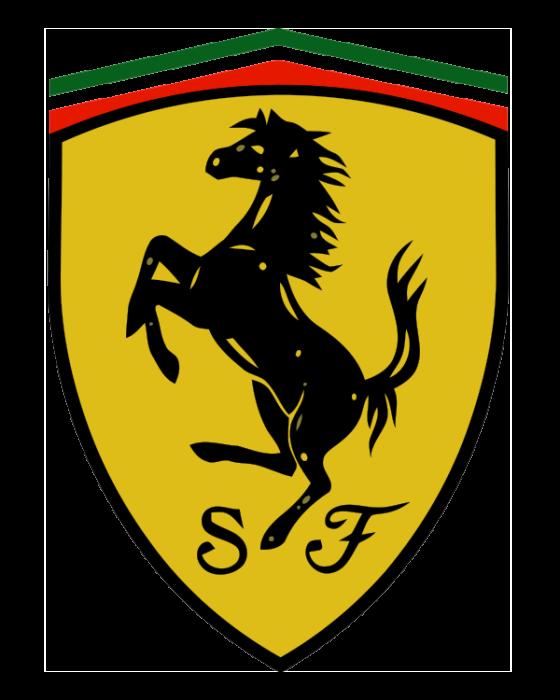 Ferrari Scuderia logo (racing)