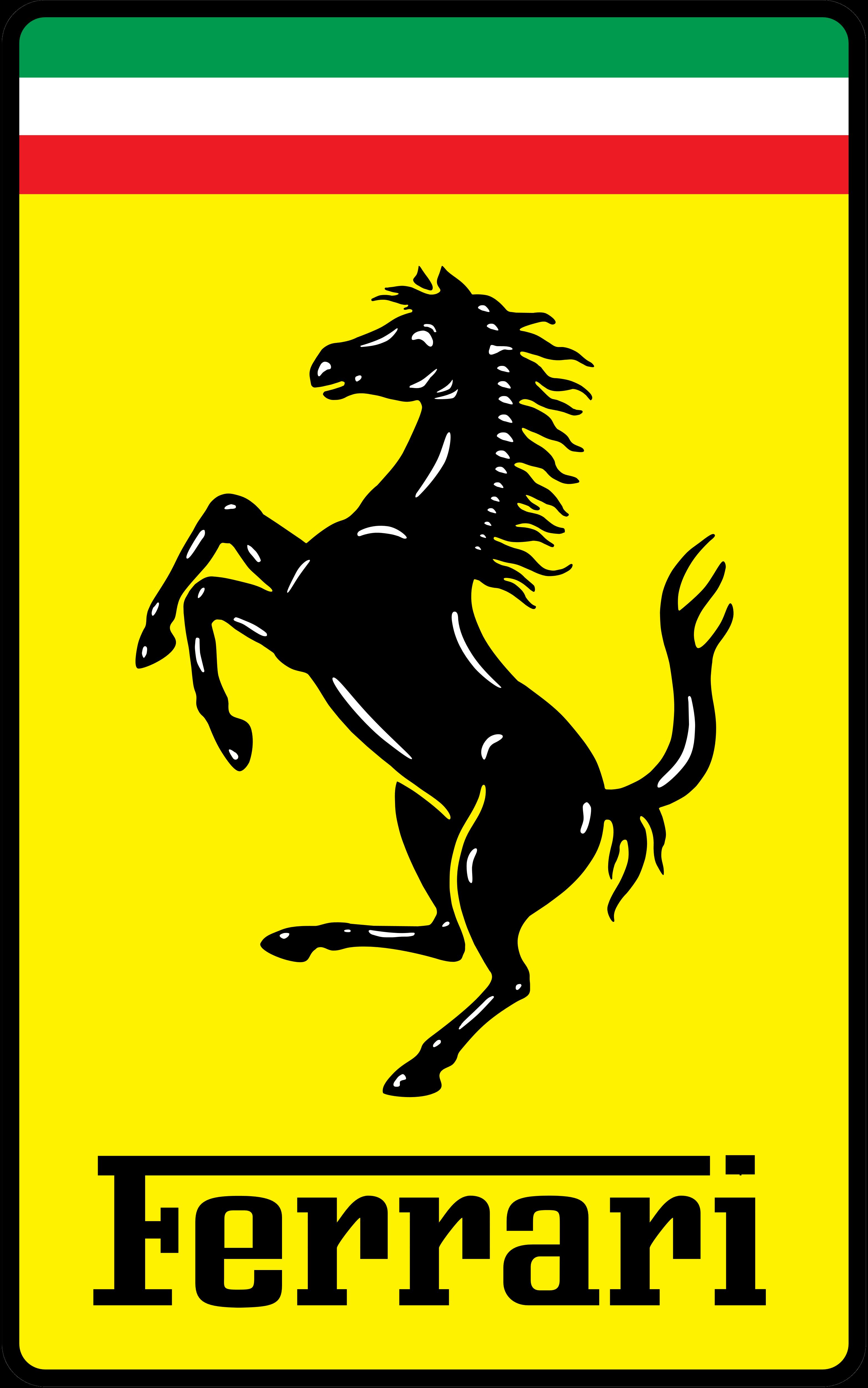 Ferrari - Logos Download