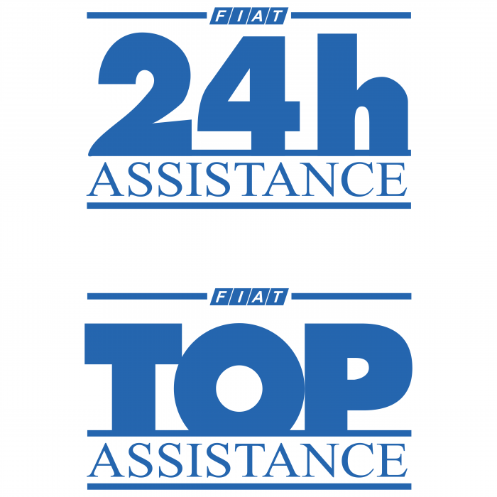 Fiat logo assistance
