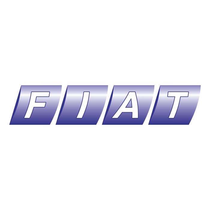 Fiat logo color