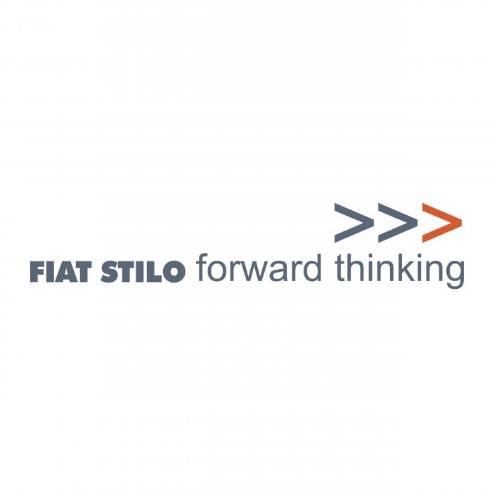 Fiat logo stilo