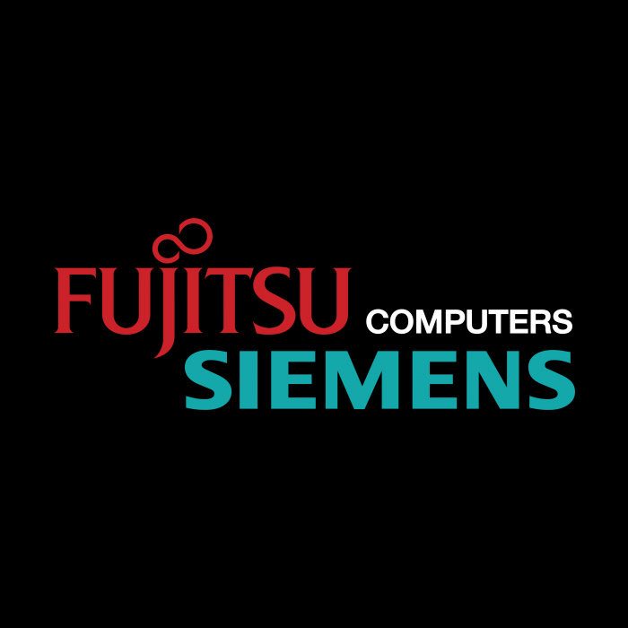 Fujitsu Siemens Computers logo black