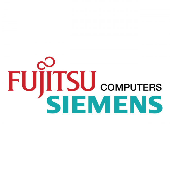 Fujitsu Siemens Computers logo colour
